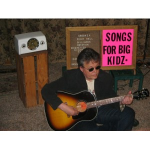 Bruce Reaves: Songs for Big Kidz*