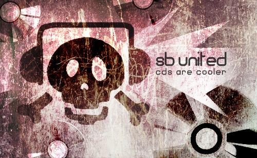 SB United CDs
